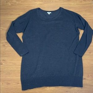 Old Navy Charcoal Gray XXL Long Sleeve Sweater